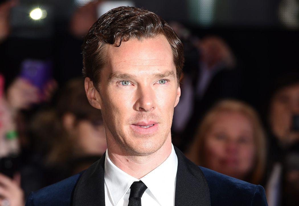 Benedict-Cumberbatch-14-12-01-London-dpa - Bildquelle: dpa