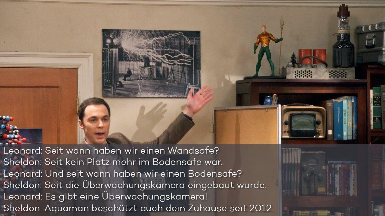 WebZitate_S9_E7_2 - Bildquelle: Warner Bros. Television