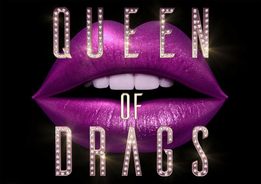 (1. Staffel) Queen of Drags - Logo - Bildquelle: ProSieben