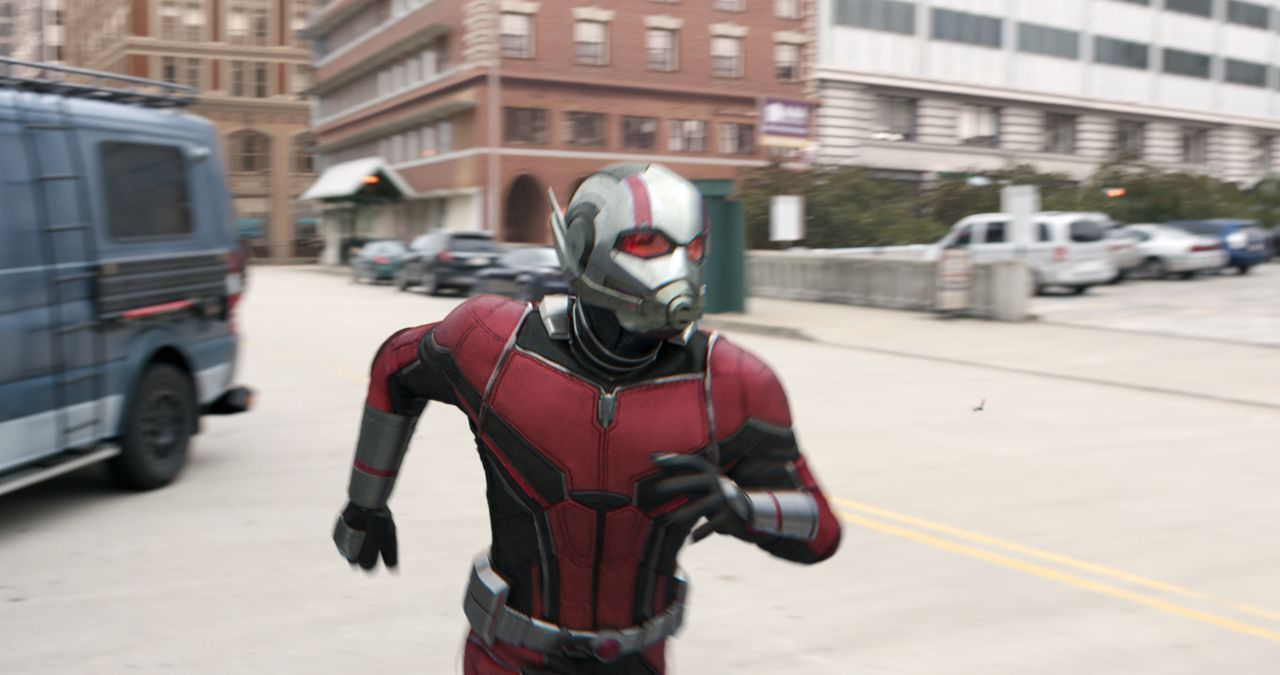 Ant-Man (Paul Rudd) - Bildquelle: 2018 MARVEL