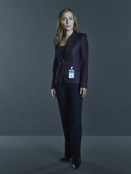 (11. Staffel) - Jeder gelöste Fall aus den X-Akten bringt Scully (Gillian Anderson) und ihren Partner der Wahrheit einen Schritt näher ... - Bildquelle: 2018 Fox and its related entities.  All rights reserved.