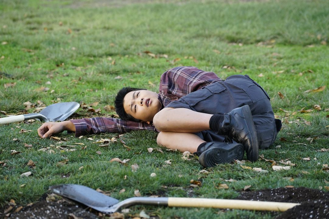 Eddie Huang (Hudson Yang) - Bildquelle: Kelsey McNeal 2019-2020 American Broadcasting Companies.  All rights reserved. / Kelsey McNeal