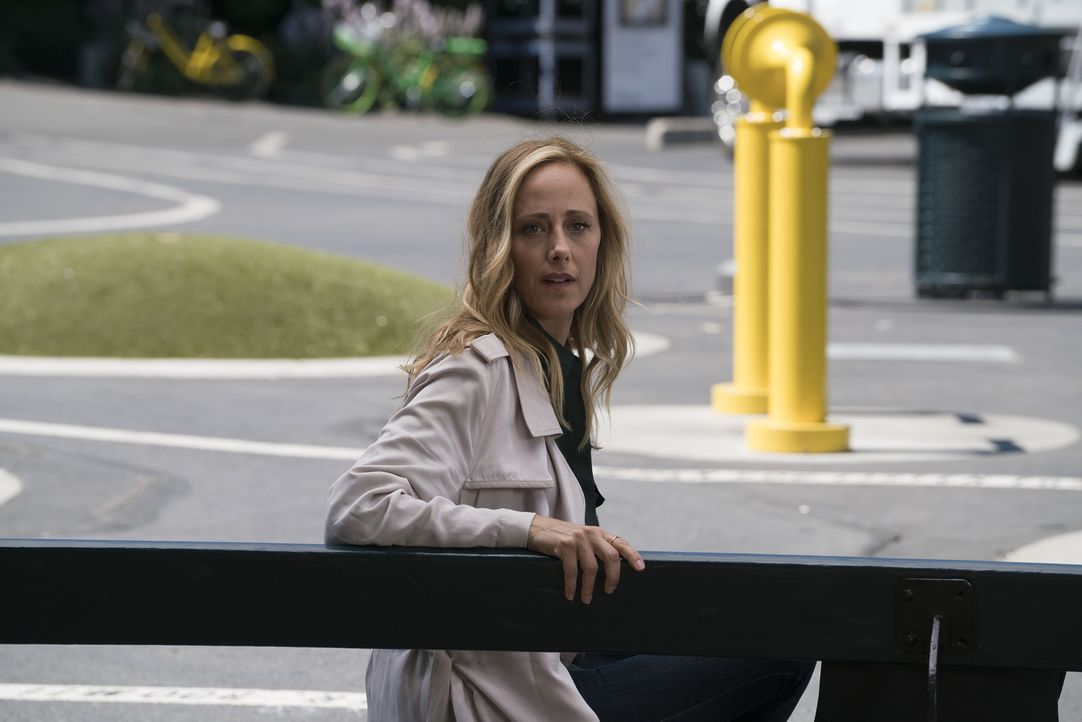 Dr. Teddy Altman (Kim Raver) - Bildquelle: Derek Johnson ABC Studios/Derek Johnson