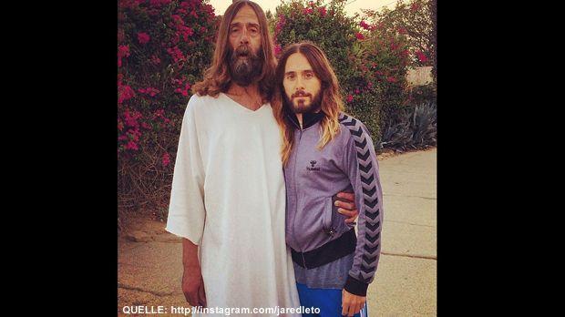 Jared-Leto-easter-Instagram - Bildquelle: http://instagram.com/jaredleto