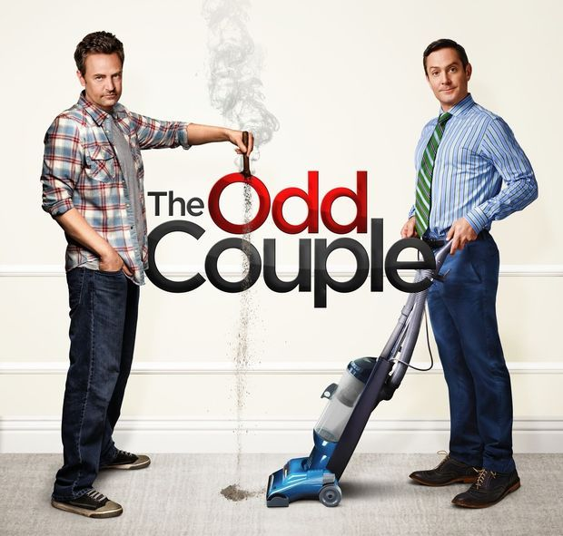 (1. Staffel) - The Odd Couple - Plakatmotiv 2