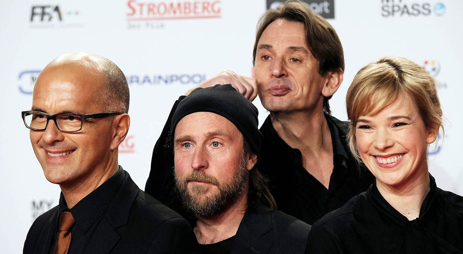 Premiere-Stromberg-Darsteller-14-02-18-2-dpa - Bildquelle: dpa