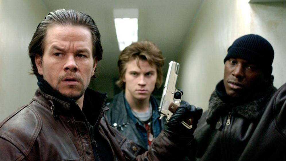 Vier Brüder - Bildquelle: TM & © 2006 Paramount Pictures. All Rights Reserved.