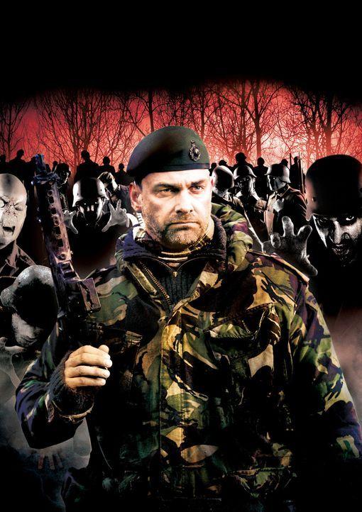 OUTPOST - ZUM KÄMPFEN GEBOREN - Artwork: DC (Ray Stevenson) und seine Söldnertruppe lassen sich für ein dubioses Projekt anheuern ... - Bildquelle: 2007 Cinema One SPV1 Ltd. All Rights Reserved.