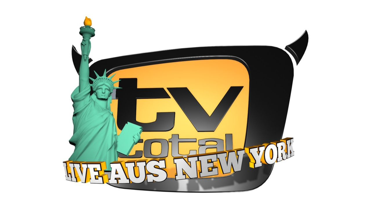 TV total live aus New York - Logo - Bildquelle: ProSieben