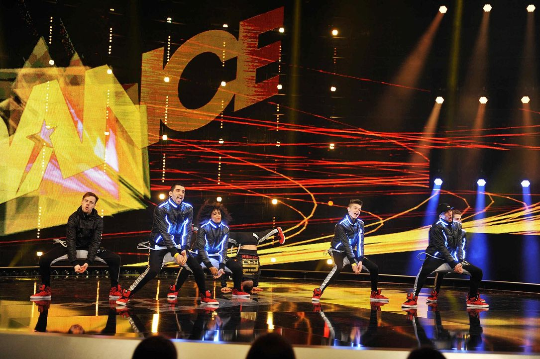 Got-To-Dance-2MAD-06-SAT1-ProSieben-Willi-Weber - Bildquelle: SAT.1/ProSieben/Willi Weber