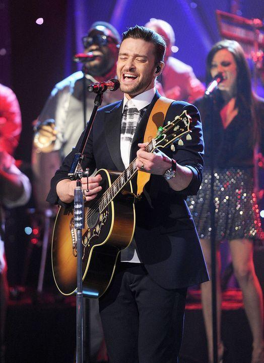 Justin-Timberlake-14-02-21-getty-AFP - Bildquelle: getty-AFP