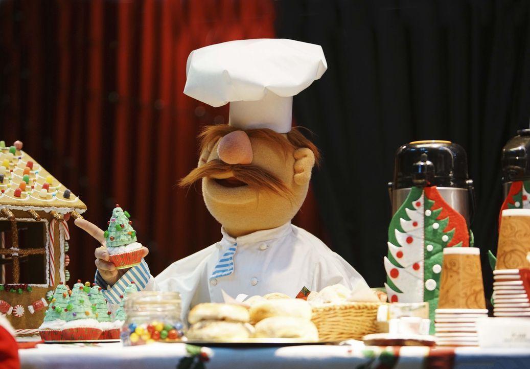Bereitet alles für Weihnachten vor: der dänische Koch ... - Bildquelle: Andrea McCallin ABC Studios