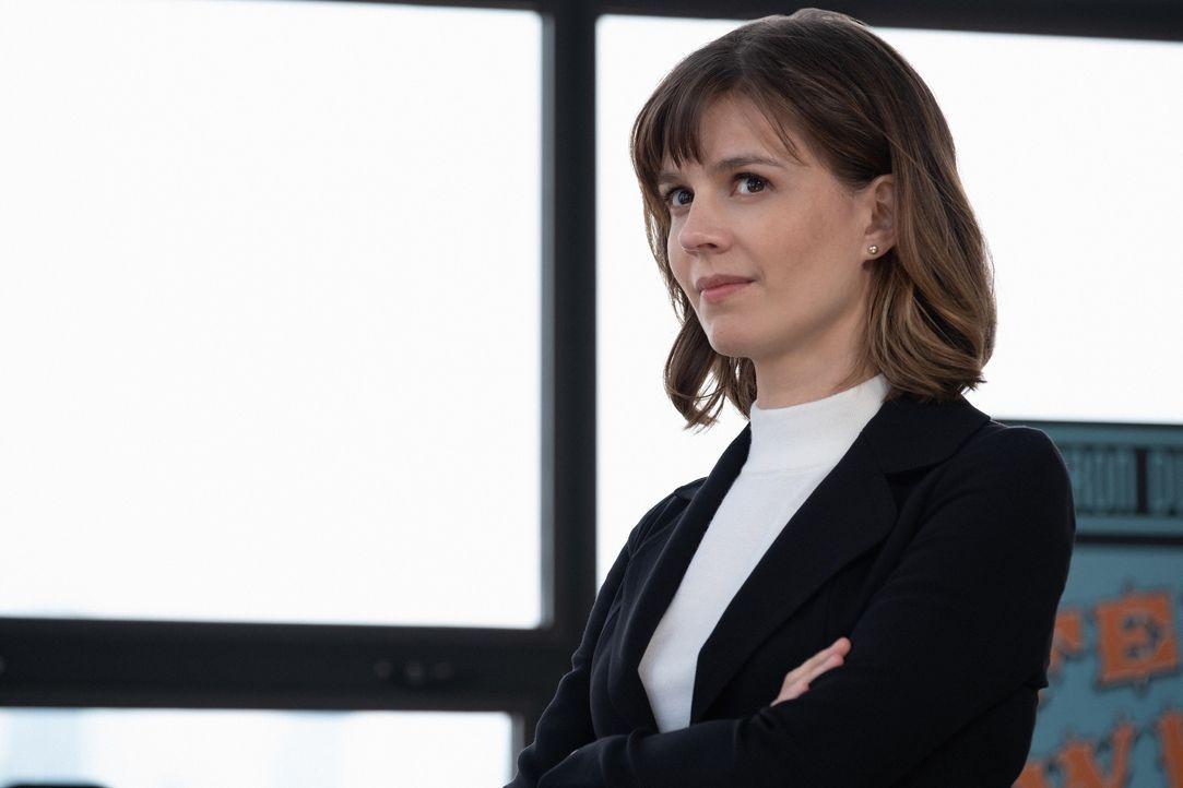 Kristen Bouchard (Katja Herbers) - Bildquelle: Jeff Neumann 2019 CBS Broadcasting Inc. All Rights Reserved. / Jeff Neumann