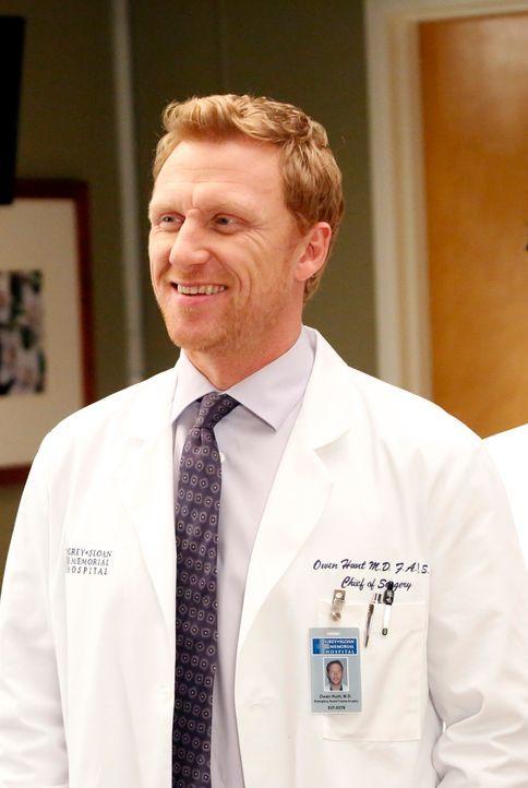 Shane hilft Cristina dabei, Kandidaten für ihre Testversuche zu finden, während Owen (Kevin McKidd) in eine schwierige Situation hineingezogen wird... - Bildquelle: ABC Studios