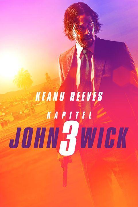 John Wick: Kapitel 3 - Artwork - Bildquelle: 2019 Leonine