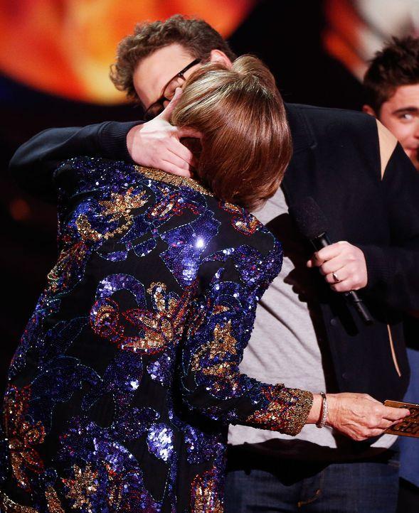 MTV-Movie-Awards-Sandra-Daubert-Seth-Rogen-140313-getty-AFP - Bildquelle: getty-AFP