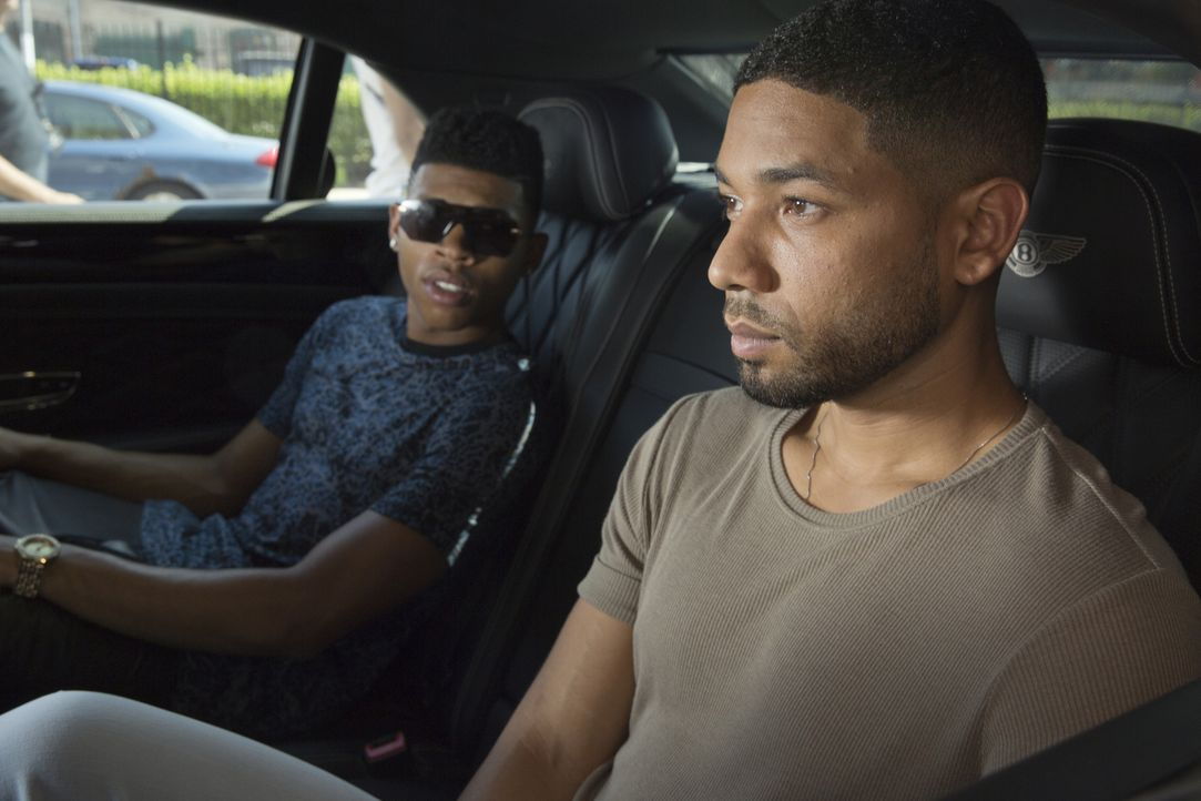 Die Intrigen gehen weiter. Doch wer wird am Ende gewinnen? Hakeem (Bryshere Y. Gray, l.) und Jamal (Jussie Smollett, r.) ... - Bildquelle: 2015-2016 Fox and its related entities.  All rights reserved.