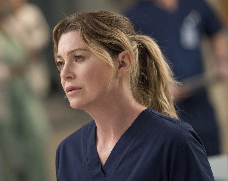 Dr. Meredith Grey (Ellen Pompeo) - Bildquelle: Mitch Haaseth ABC Studios