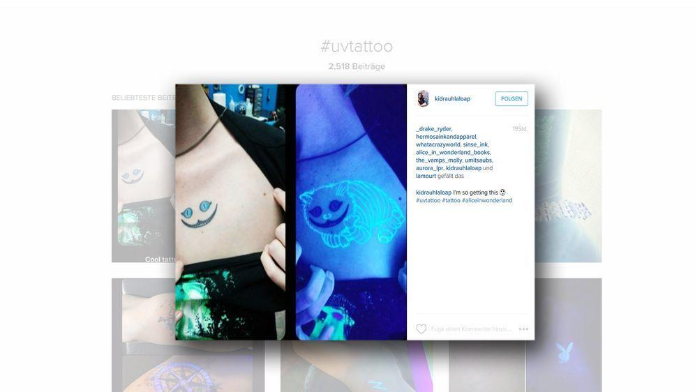 - Bildquelle: instagram.com/uvtattoo