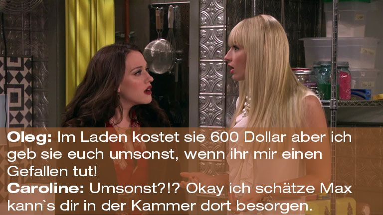 2 Broke Girls - Zitategallery - S7E4 (7)