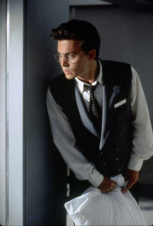 Für Gene Watson (Johnny Depp) beginnt ein Wettlauf mit der Zeit ... - Bildquelle: Paramount Pictures