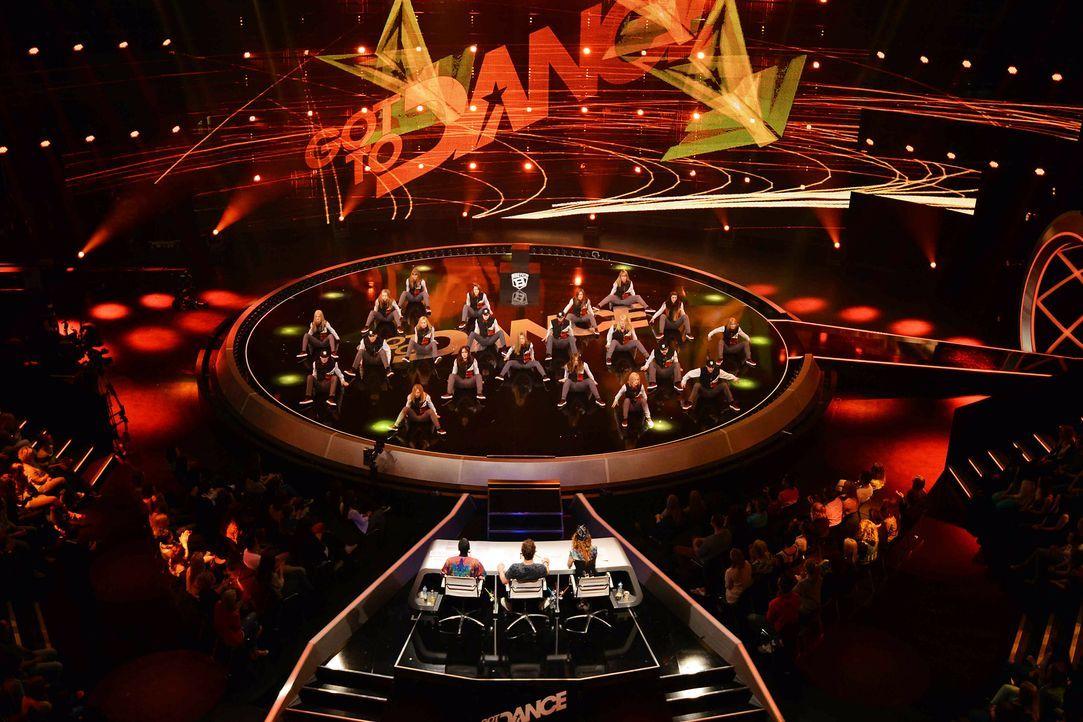 Got-To-Dance-Bigstyle-07-SAT1-ProSieben-Willi-Weber - Bildquelle: SAT.1/ProSieben/Willi Weber