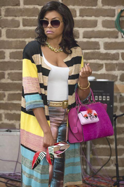 Cookie (Taraji P. Henson) bekommt überraschend Besuch von ihrer Schwester, während Hakeem Anika abblitzen lässt ... - Bildquelle: Chuck Hodes 2015-2016 Fox and its related entities.  All rights reserved.