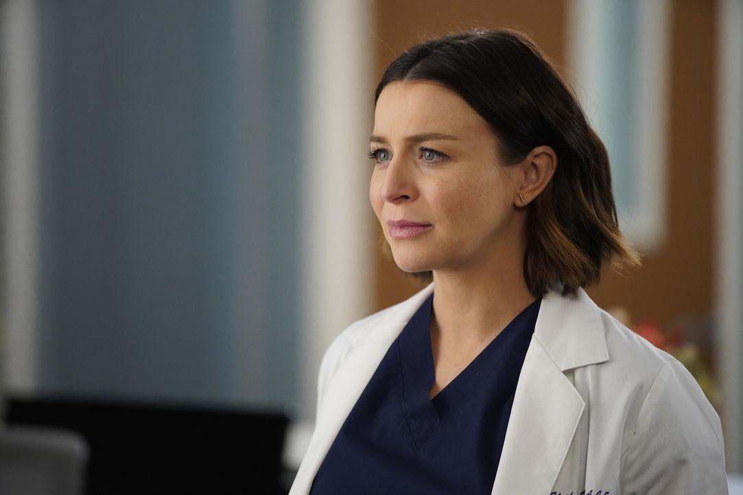 Dr. Amelia Shepherd (Caterina Scorsone) - Bildquelle: Rick Rowell 2019 American Broadcasting Companies, Inc. All rights reserved. / Rick Rowell