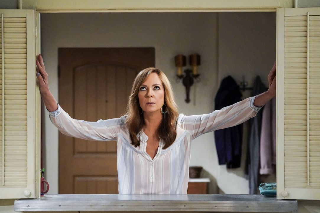 Bonnie (Allison Janney) - Bildquelle: Robert Voets 2019 CBS Broadcasting, Inc. All Rights Reserved. / Robert Voets