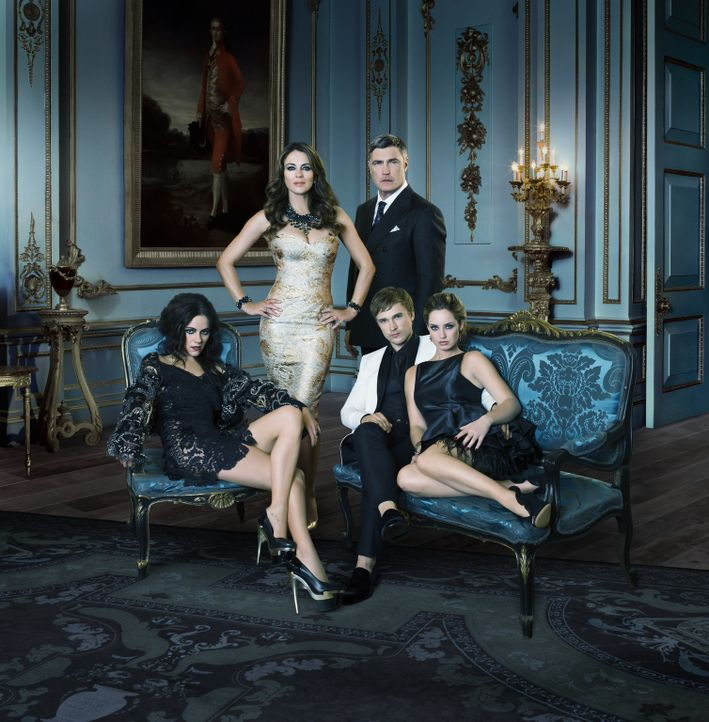 The Royals - Die Bilder zur neuen ProSieben Serie26 - Bildquelle: 2014 E! Entertainment Media LLC/Lions Gate Television Inc.