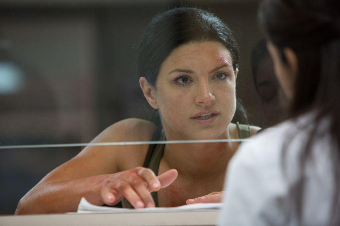 Ava (Gina Carano) kann nicht glauben, dass ihr Mann vom Erdboden verschwunden ist. Sie ist überzeugt, er wurde verschleppt. Eine gefährliche Jagd na... - Bildquelle: Francisco Roman ITB Productions, Inc.