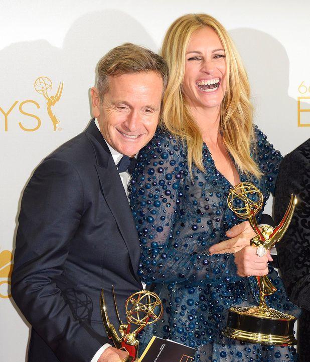 Dante-Di-Loreto-Julia-Roberts-14-08-26-Emmy-Awards-dpa - Bildquelle: dpa