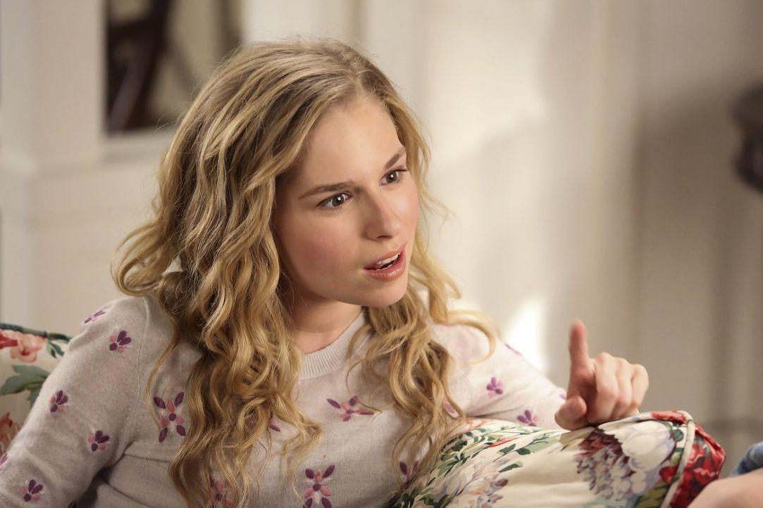 Kann ihre Eltern nicht verstehen: Lisa (Allie Grant) ... - Bildquelle: Warner Brothers