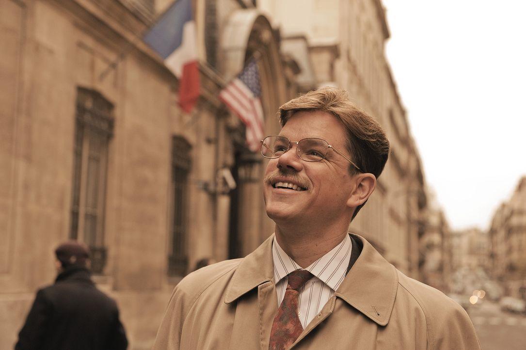 Vom Jäger zum Gejagten: Mark Whitacre (Matt Damon), der seinen Arbeitgeber an das FBI verraten hat ... - Bildquelle: Warner Bros. Pictures
