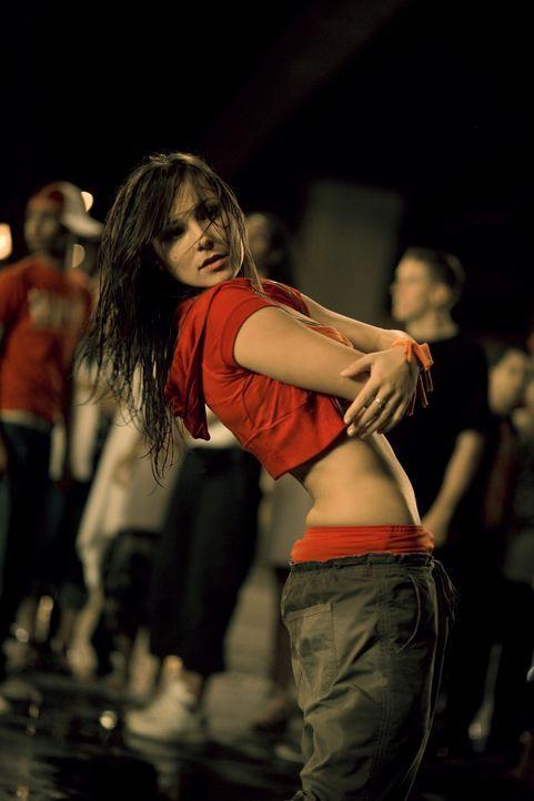Andie (Briana Evigan) hat es im Leben nicht leicht. Seit dem Tod ihrer Mutter lebt sie nur noch für ihre Freunde und den Streetdance, bis sie an de... - Bildquelle: 2008 Constantin Film