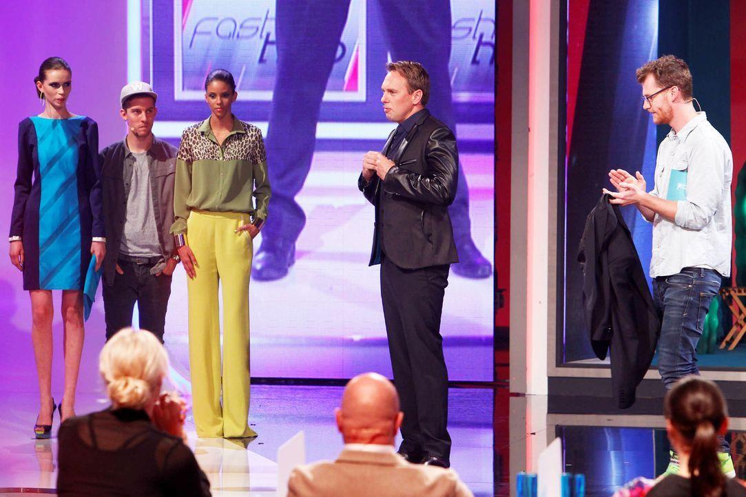 Fashion-Hero-Epi04-Show-72-Pro7-Richard-Huebner - Bildquelle: Pro7 / Richard Hübner