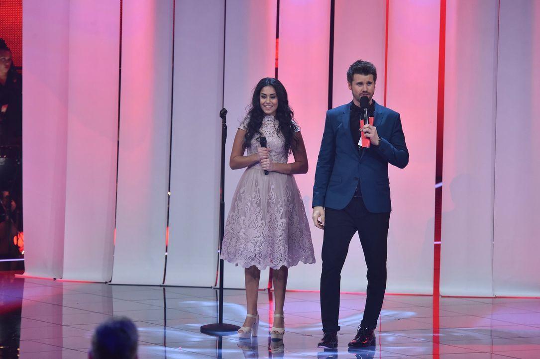 TVOG2018_Halbfinale_Linda - Bildquelle: ProSieben/SAT.1/Andre Kowalski