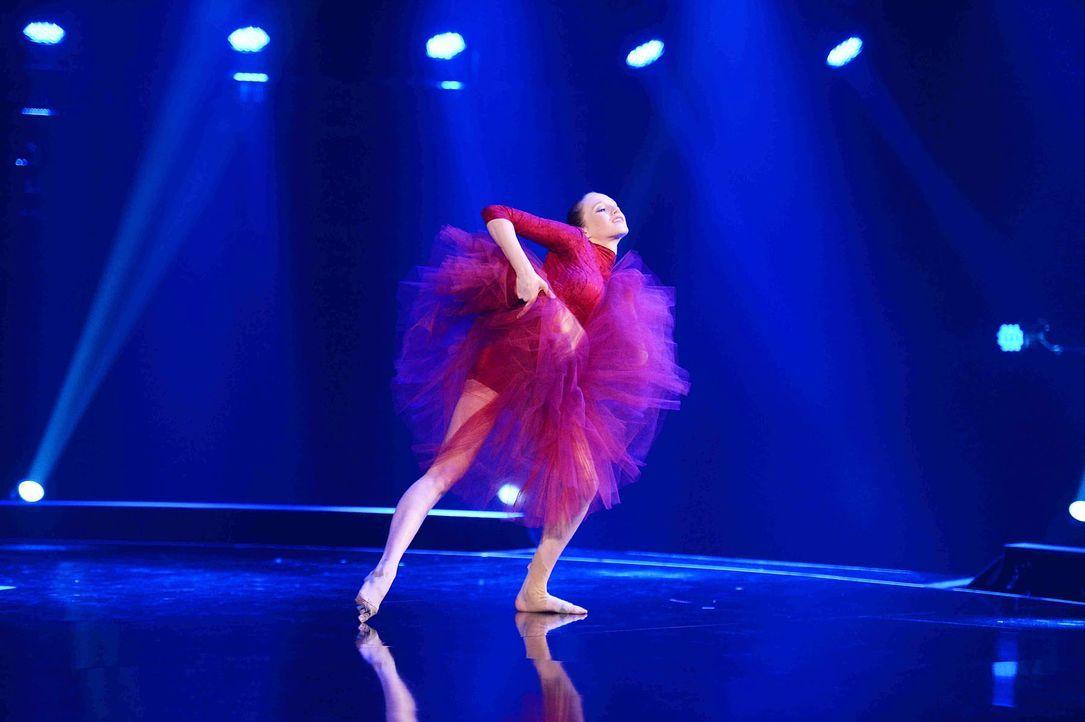 Got-To-Dance-Hannah-Felsberger-01-SAT1-ProSieben-Willi-Weber - Bildquelle: SAT.1/ProSieben/Willi Weber