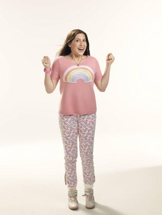 (3. Staffel) - Egal was sie macht, Sue (Eden Sher) wird wohl immer ein Außenseiter bleiben. Aber davon lässt sie sich nicht unterkriegen ... - Bildquelle: Warner Brothers
