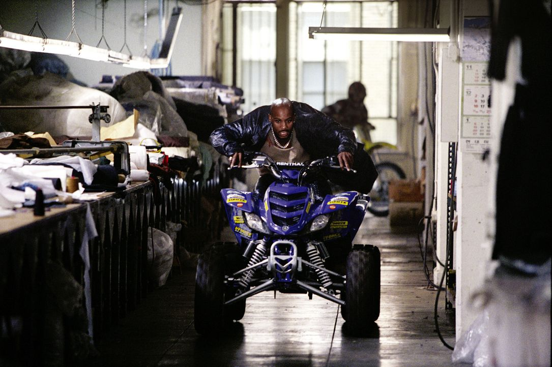 Meisterdieb Tony Fait (DMX) setzt Himmel und Hölle in Bewegung, um seine Tochter zu retten. Doch schon bald muss er erkennen, dass er dem skrupello... - Bildquelle: Warner Bros.