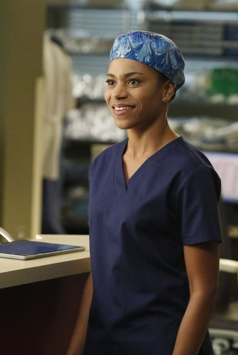 Meredith sucht nach einem Babysitter und ahnt nicht, dass sie in Maggie (Kelley McCreary) bald die richtige finden wird ... - Bildquelle: ABC Studios