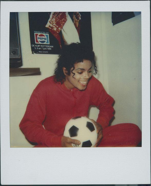 Michael Jackson - Bildquelle: Stephanie Safechuck archive/Amos Pictures