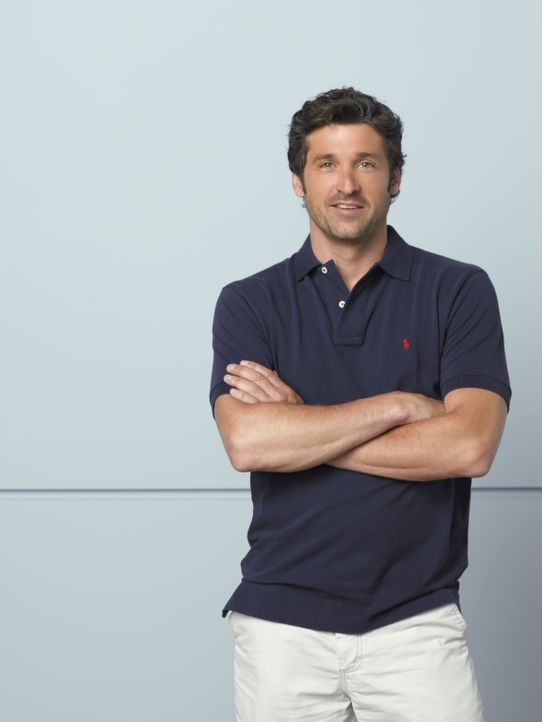 (5. Staffel) - Sein Leben ist ein ständiges Auf und Ab: Dr. Derek Shepherd (Patrick Dempsey) ... - Bildquelle: Bob D'Amico 2007 American Broadcasting Companies, Inc. All rights reserved. NO ARCHIVING. NO RESALE.