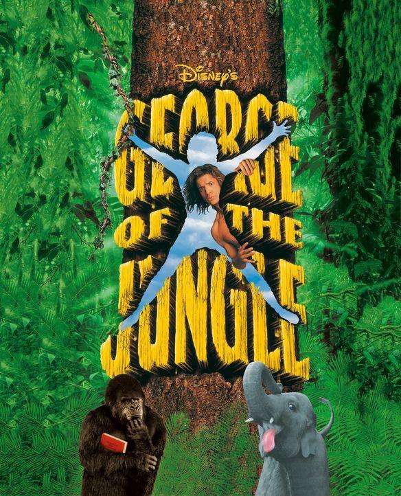 George, der aus dem Dschungel kam - Plakatmotiv - Bildquelle: Disney Enterprises Inc.