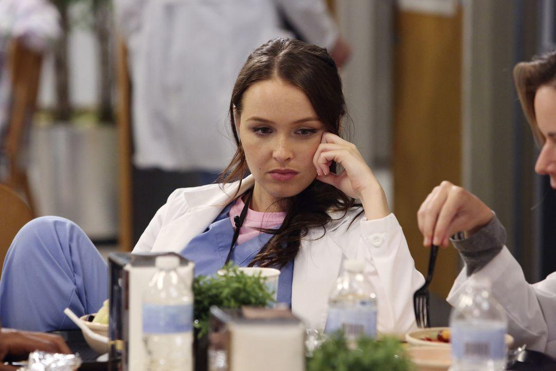 Wird von Meredith auf die Probe gestellt: Assistenzärztin Dr. Jo Wilson (Camilla Luddington) ... - Bildquelle: ABC Studios