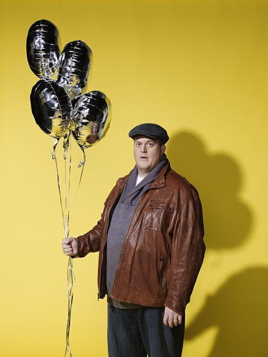 (4. Staffel) - Der herzensgute Polizist Mike (Billy Gardell) ist von seiner Molly ganz angetan ... - Bildquelle: Warner Brothers