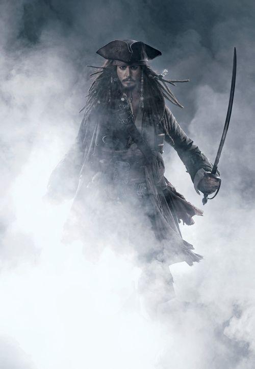 Seine Freunde starten einen verzweifelten Versuch, um ihn zu retten: Jack Sparrow (Johnny Depp) ... - Bildquelle: Peter Mountain Disney Enterprises, Inc.  All rights reserved