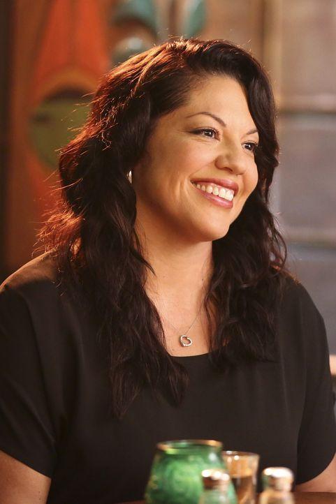 Callie (Sara Ramirez) beginnt, ihre Freiheit während der Beziehungspause zu genießen ... - Bildquelle: ABC Studios