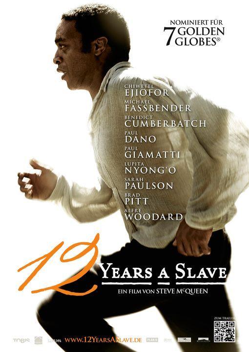 12-Years-a-Slave-Plakat-Tobis - Bildquelle: Tobis