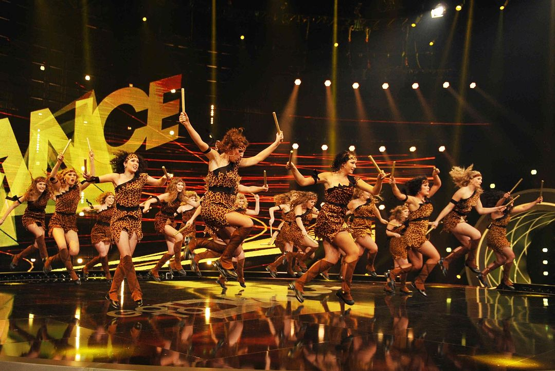 Got-To-Dance-The-Art-Act-Tap-Dancer-05-SAT1-ProSieben-Willi-Weber - Bildquelle: SAT.1/ProSieben/Willi Weber